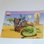 Star Wars Galaxy 1993 Topps #136 Al Williamson Trading card